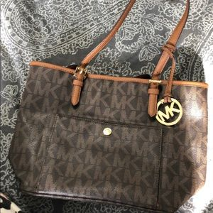 Michael Kors handbag, brown